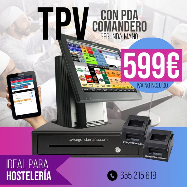 TPV CON PDA